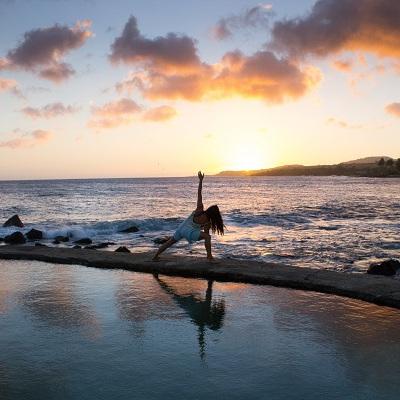 """Aquafitness ist das Yoga des Wassers"""